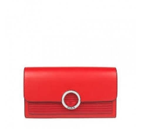 BILLETERA TOUS 095970753 COLOR ROJO