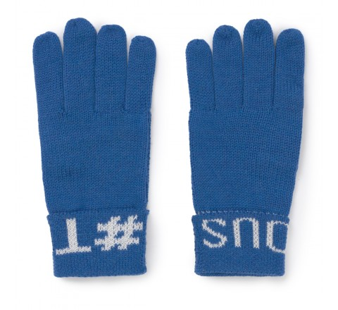 TOUS GUANTES 995940009 LOVERS AZUL
