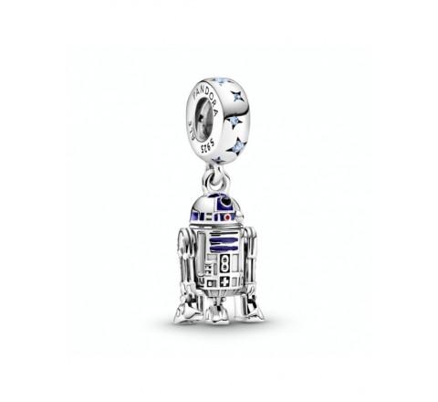 CHARMS PANDORA STAR WARS PLATA R2-D2 799248C01