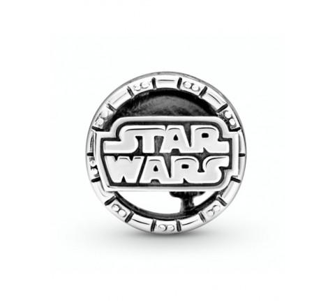 CHARMS PANDORA STAR WARS PLATA C-3PO Y R2-D2 799245C00