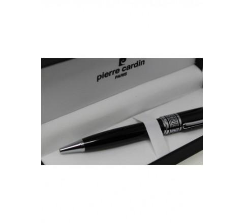 BOLIGRAFO PIERRE CARDIN NEGRO PLATEADO  PCD0185.4