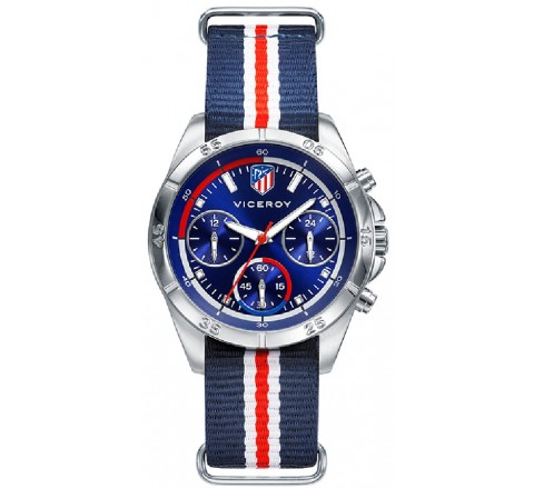 RELOJ VICEROY 42304-37 ATLETICO MADRID